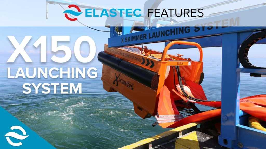 Elastec Feature: X150 Launching System