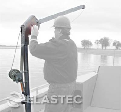 Davit (Manual or Electric)