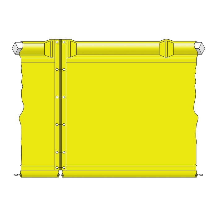Siltmax Type I DOT curtain